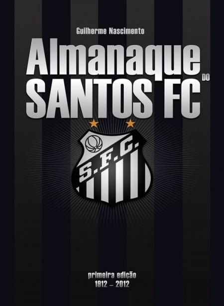 Capa Almanaque Santos FC