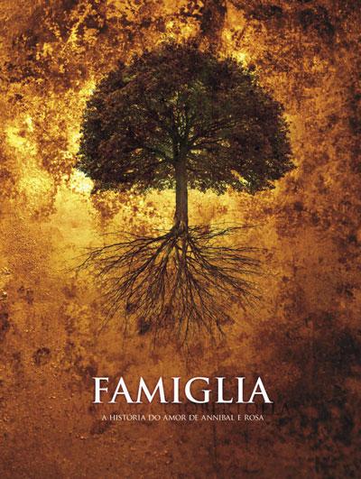 Capa livro Famiglia