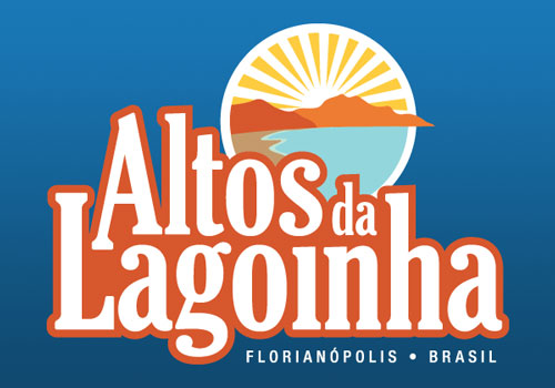 Logotipo da pousada Altos da Lagoinha