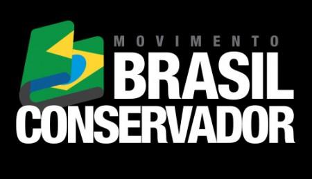 logotipo para o Movimento Brasil Conservador