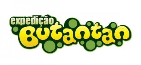 Logotipo Expedição Butantan