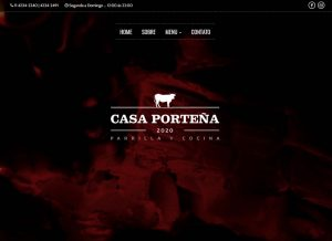 casa portena website 01